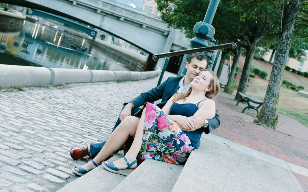 Providence, RI | Engagement Session