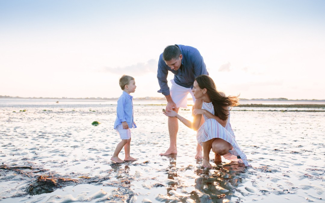 Saquish Beach Family Session   Duxbury, MA