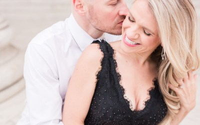 My Sister's Getting Married | Washington DC Engagement Session | Danielle and Kevin