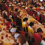 "Dining Area of ""ALEXANDRA"" kids camp"