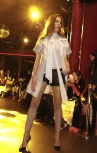 Défilé de mode Thomas Wylde