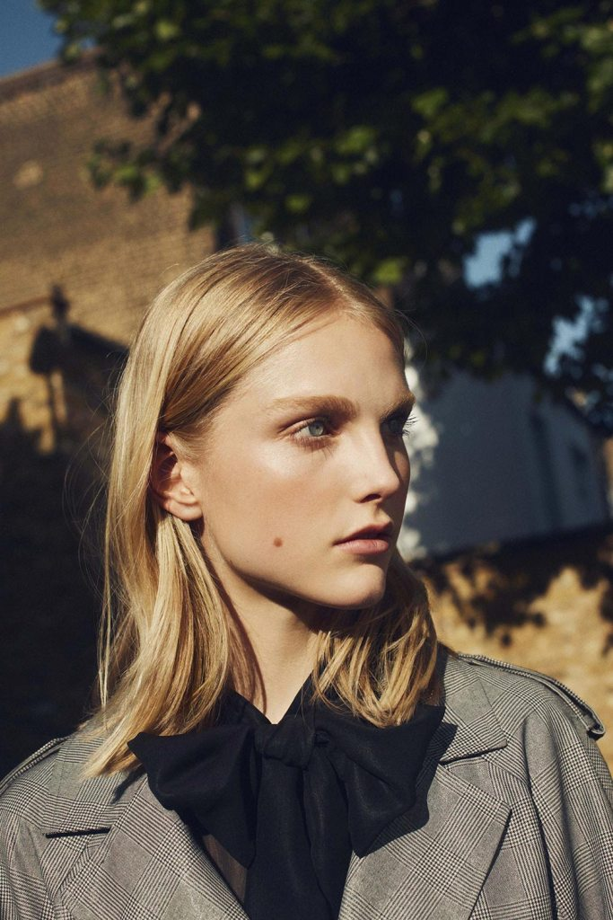 Creative Direction & Storytelling - shot by Matteo Montanari - Models Tes Linnenkoper & Kirin Dejonckheere