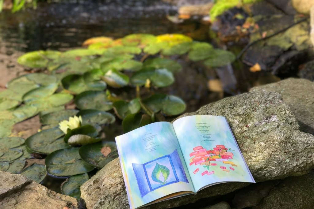 """Two Poems from """"Through the Heart's Eyes: Illustrated Love Poems"""""""
