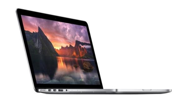2015 15-inch MacBook Pro with Retina Display