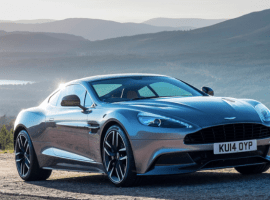 Aston Martin is taking on Tesla, with a planned 800bhp electric Rapide