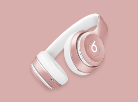Beats announces new Rose Gold Solo2 Wireless to match iPhone 6s