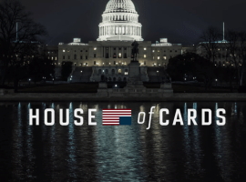 House of Cards will have a fifth series in 2017