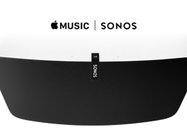 You can now use Apple Music on Sonos