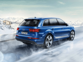 New Audi Q7 e-tron will be available in the UK