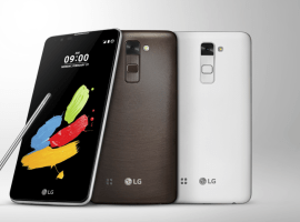 LG Stylus 2 features DAB radio for the first time on a phone