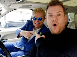 James Corden's 'Carpool Karaoke' gets signed to Apple Music
