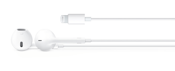 Lighting EarPods