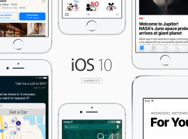 iOS 10 will be available September 13th