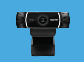Logitech have released a new webcam, in 2016