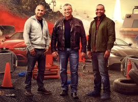 Top Gear Series 24 starts tonight at 8pm