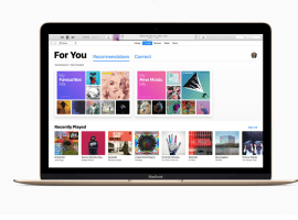 iTunes 12.6.1 launched, features performance updates