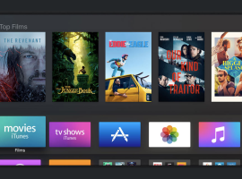 What's new with Apple TV in tvOS 11?