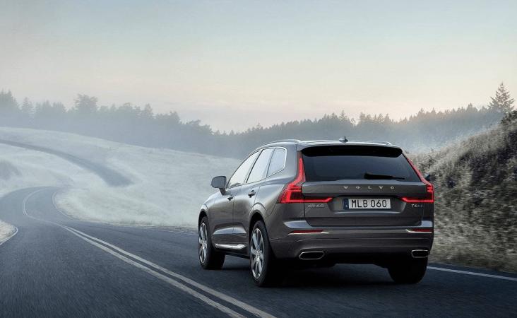 Volvo's Polestar has created a XC60 with 421bhp