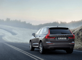 Volvo's Polestar has created a XC60 with 421bhp