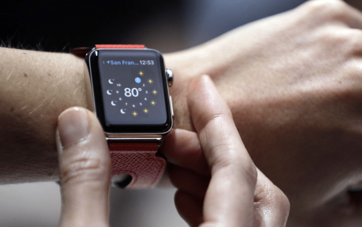 Apple becomes the biggest wearable maker again