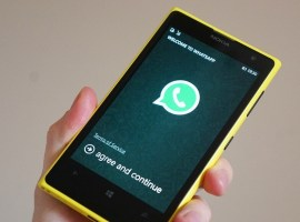WhatsApp no longer supported on Windows Phone and BlackBerry