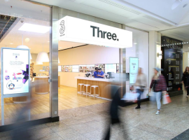 Three is looking to buy O2 for £10.25 billion