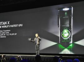 The NVIDIA Titan X will cost $999