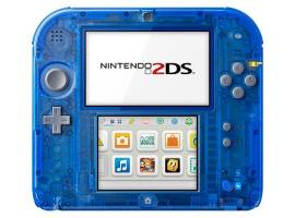 Nintendo 2DS launches in two new 90s inspired designs