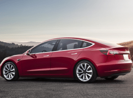 Tesla has now started delivering the Model 3 outside of the US