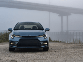 Toyota's new 2020 Corolla will work with CarPlay