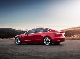 Tesla Model 3 is now on sale in Mexico