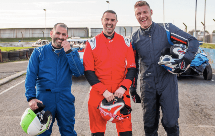 Top Gear is back this summer, with Series 27