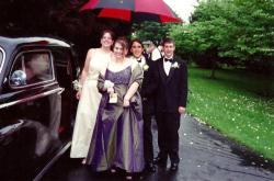 Alexa Webb Prom Dress