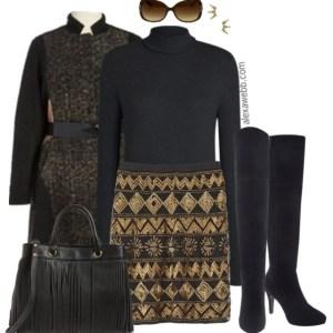 Plus Size Outfit - Plus Size Fashion for Women - Alexa Webb - alexawebb.com