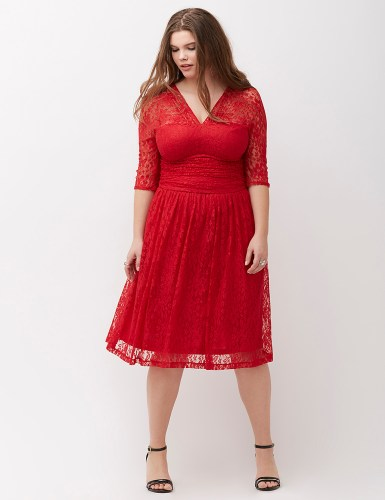 33 plus size wedding guest dresses with sleeves alexa for Wedding guest dresses size 20