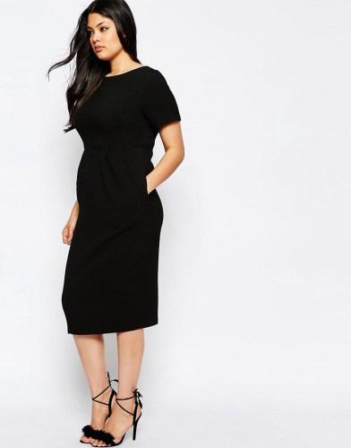 33 Plus Size Day Dresses {with Sleeves} - Plus Size Fashion - alexawebb.com