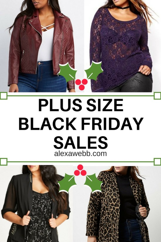 Plus Size Sale at Blackfriday