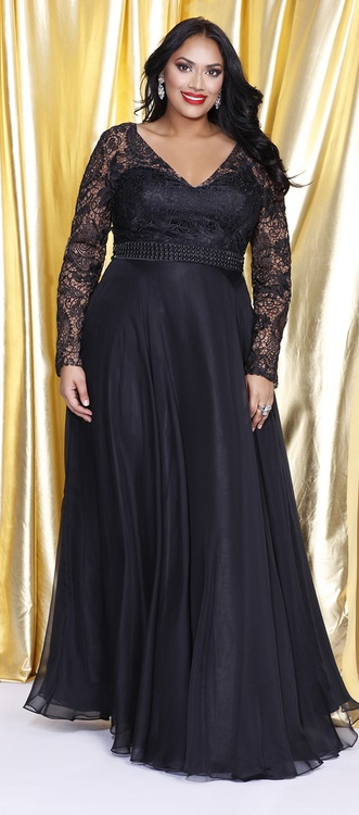 24 Plus Size Long Wedding Guest Dresses Alexa Webb