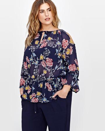 10 Plus Size Brands to Know - Plus Size Fashion for Women - alexawebb.com #alexawebb