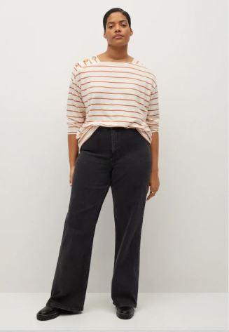 Plus Size Brands to Know - Violeta by Mango Plus Sizes - #plussize #alexawebb