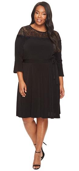 Black Dresses Size 16 Juveique27