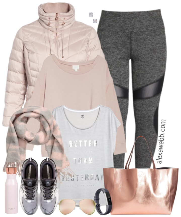 f0318e1aed138 Plus Size Winter Workout Wear - Plus Size Activewear - Plus Size Fashion  for Women -
