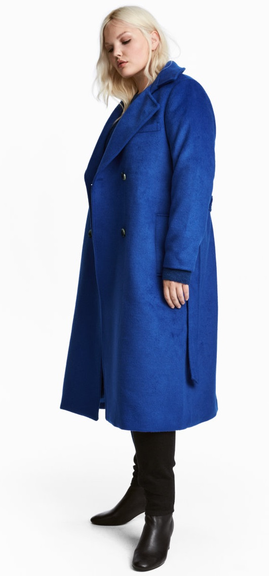19 Plus Size Coats - Plus Size Winter Coats - alexawebb.com #alexawebb #plussize