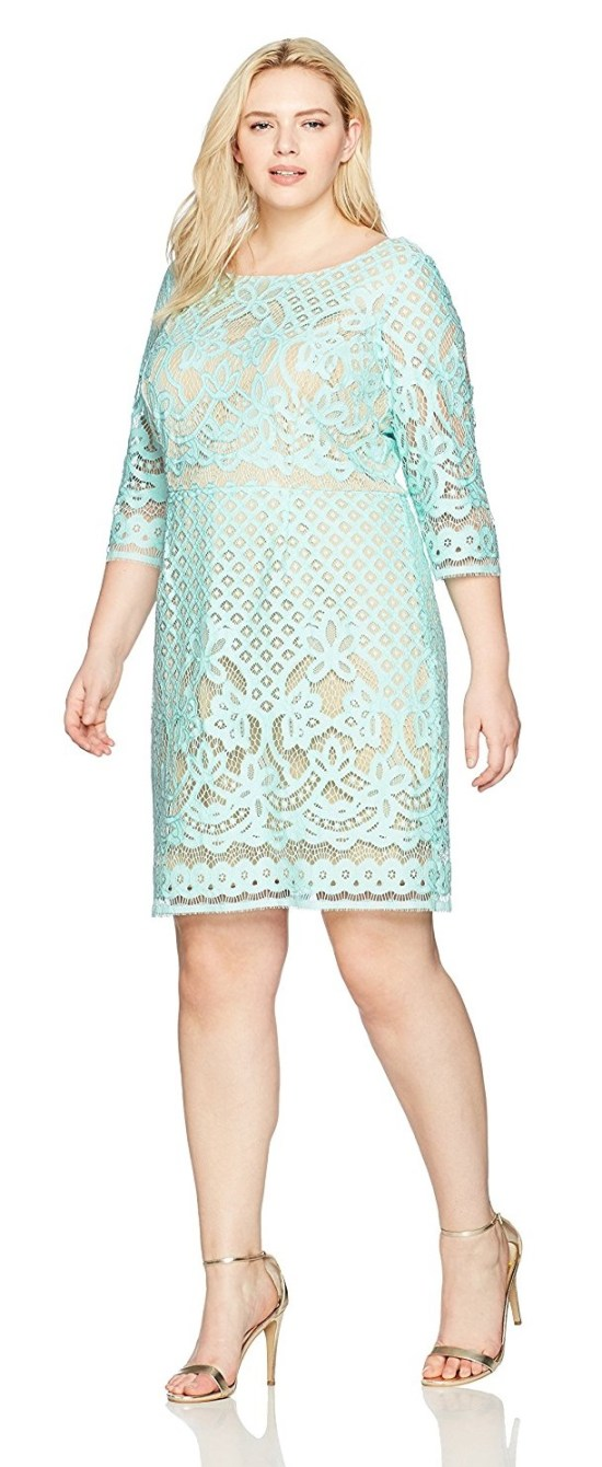 39 Plus Size Spring Wedding Guest Dresses With Sleeves Alexa Webb,Mother Of The Groom Dress For Barn Wedding