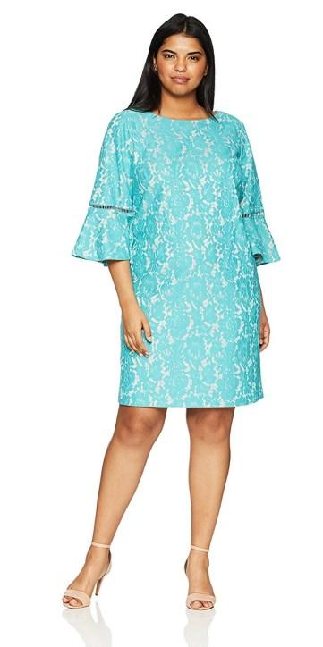 plus-size-wedding-guest-dress-sleeves-alexa-webb-318-36 - Alexa Webb