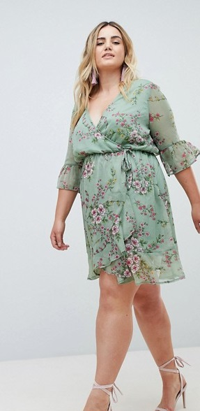 30 Plus Size Summer Wedding Guest Dresses {with Sleeves ...