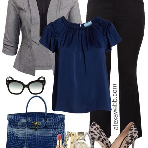 ea1d5046c71c3 Category Archives  Workwear Inspiration. Plus Size Winter Business Casual  Outfits - Plus Size Trousers