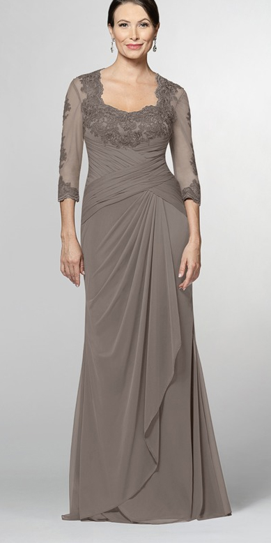 Cheap Plus Size Mother of the Bride Dresses