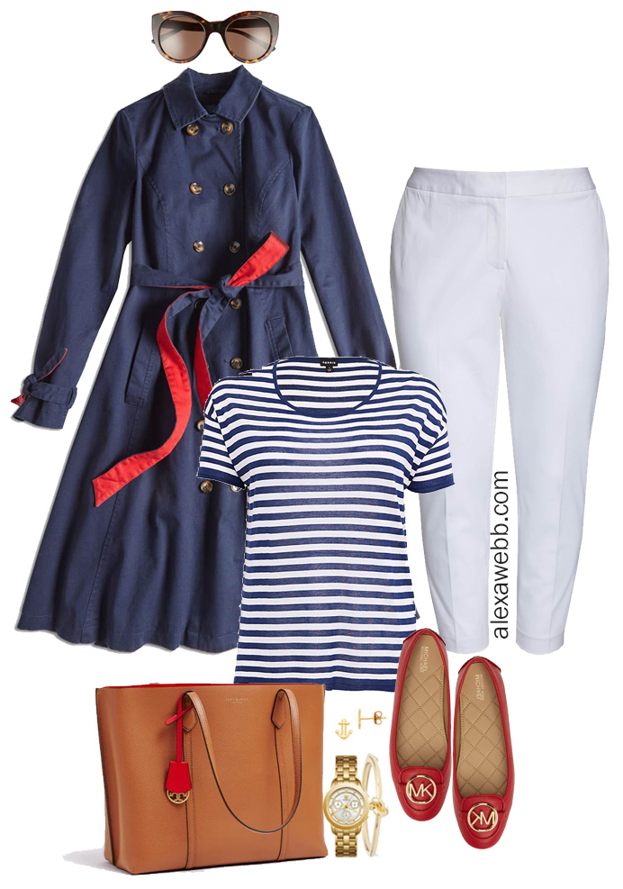 Plus Size Spring Business Casual Outfit Alexa Webb