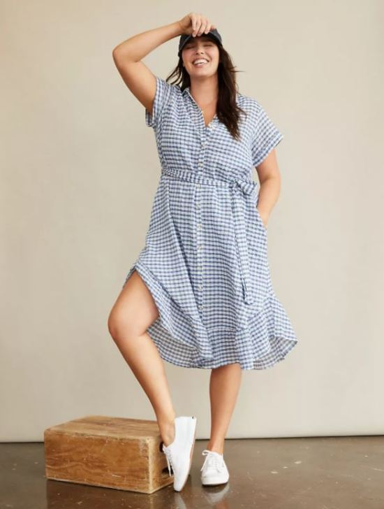 Plus Size Brands to Know - Anthropologie Plus Sizes -  #plussize #alexawebb